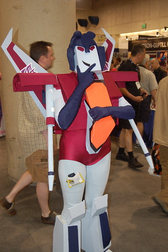 Comic Con 2008: Starscream