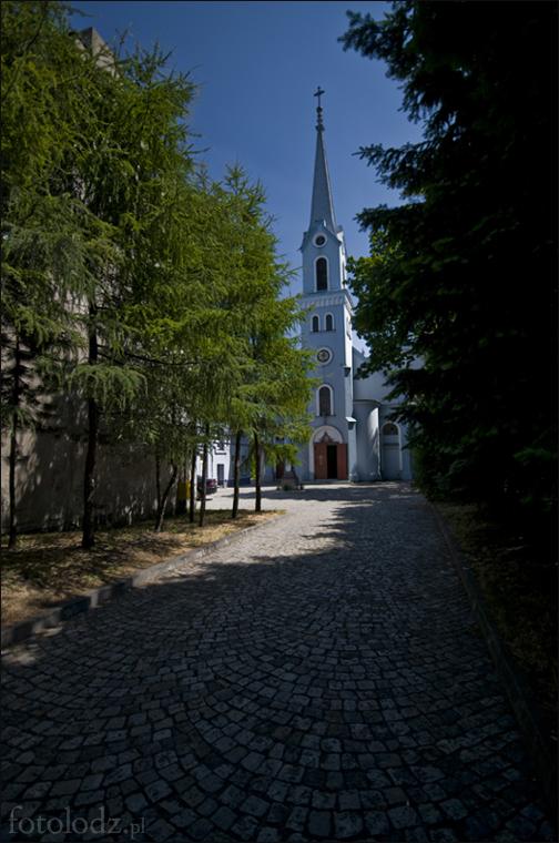 Kościół św Franciszka z Asyżu w Łodzi