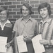 Bruce Lane, Peter Stepien & Murray Macpherson at the University of Newcastle, Australia