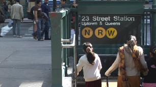 helvetica new york