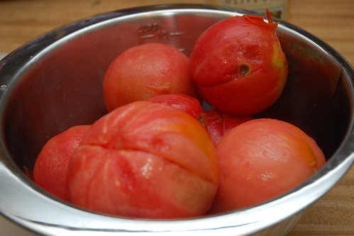 Naked Tomatoes