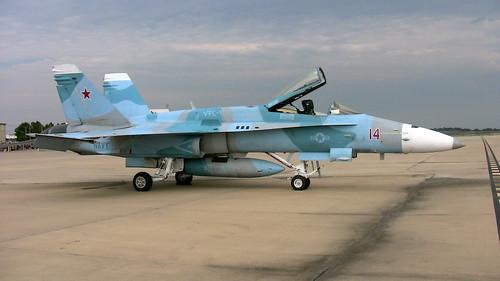 """VFC-12 """"Fighting Omars"""" F-18 Hornet"""