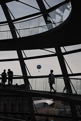 Reichstag, Berlin (Lena Kuran) Tags: berlin germany2008 lpfloating
