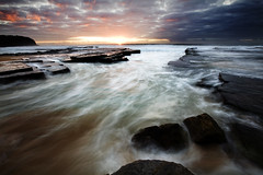Turimetta (Mark Seabury) Tags: ocean sea beach clouds sunrise dawn bravo surf waves seascapes tide sydney australia chapeau nsw beaches tidal narrabeen northernbeaches northnarrabeen turimetta elitephotography thebestpicturegallery alemdagqualityonlyclub thebestwaterscapes markseabury
