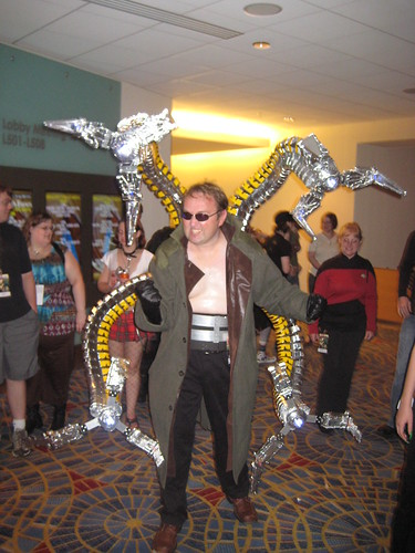 Doctor Octopus (Dragon*Con 2008)