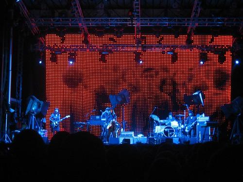 Beck at Bumbershoot 2008