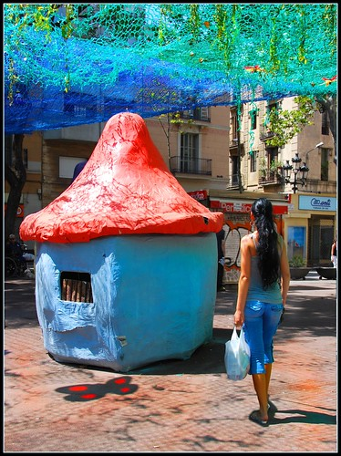 plaça Rius y Taulet