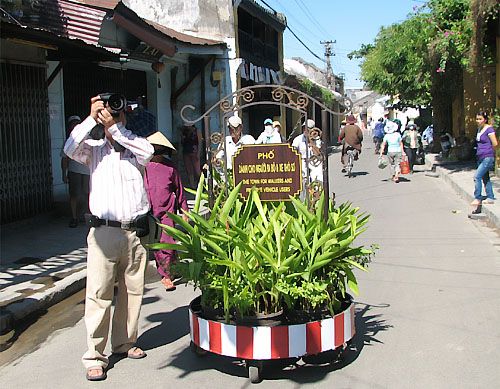 Tran Phu street
