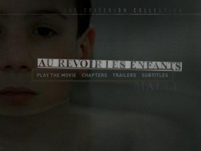 Criterion Confessions: 3 FILMS BY LOUIS MALLE (#327): AU REVOIR LES