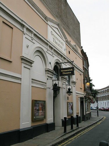 Greenwich Theatre, from Nevada Street