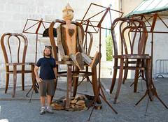 Ridimensionarsi (Teone!) Tags: italy italia teo orchestra sculture piccolo sedie pinocchio legno veneto artcafe cortinadampezzo leggio chicc globalworldawards artcafedomidoexhibitionscomein