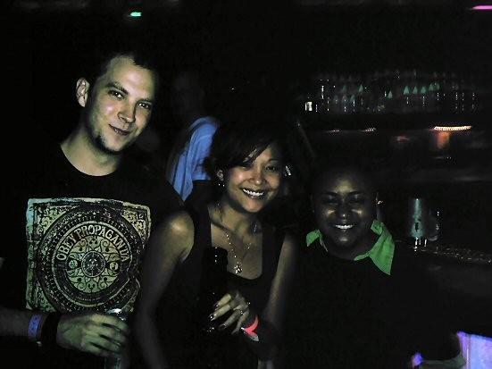 Adam, Jen and Juana