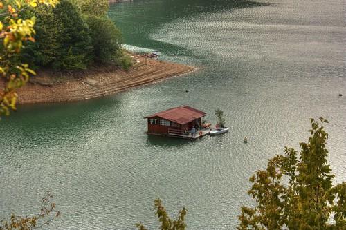 Dam lake Vatsa