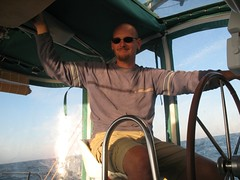 Jason Takes the Helm