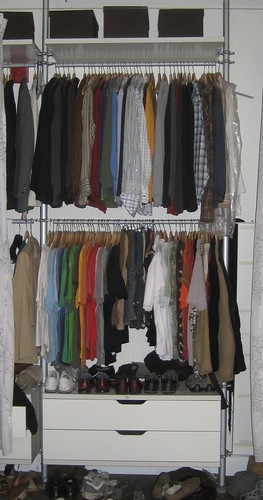 Chad's Closet