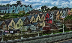 Cobh / County Cork / Republic of Ireland / Dec...