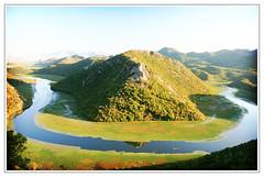 skadarsko jezero (wunderskatz) Tags: lake nature beauty landscape hill gora montenegro crnagora jezero crna skadarsko skadar razglednica abigfave wunderskatz