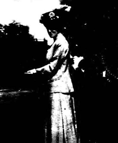 Sophonisba Breckinridge 1915