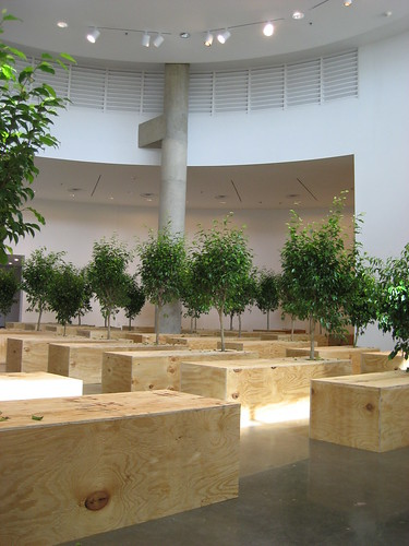 """Ex It"" by Yoko Ono at American University Museum 9/13/08 - 7 by you."
