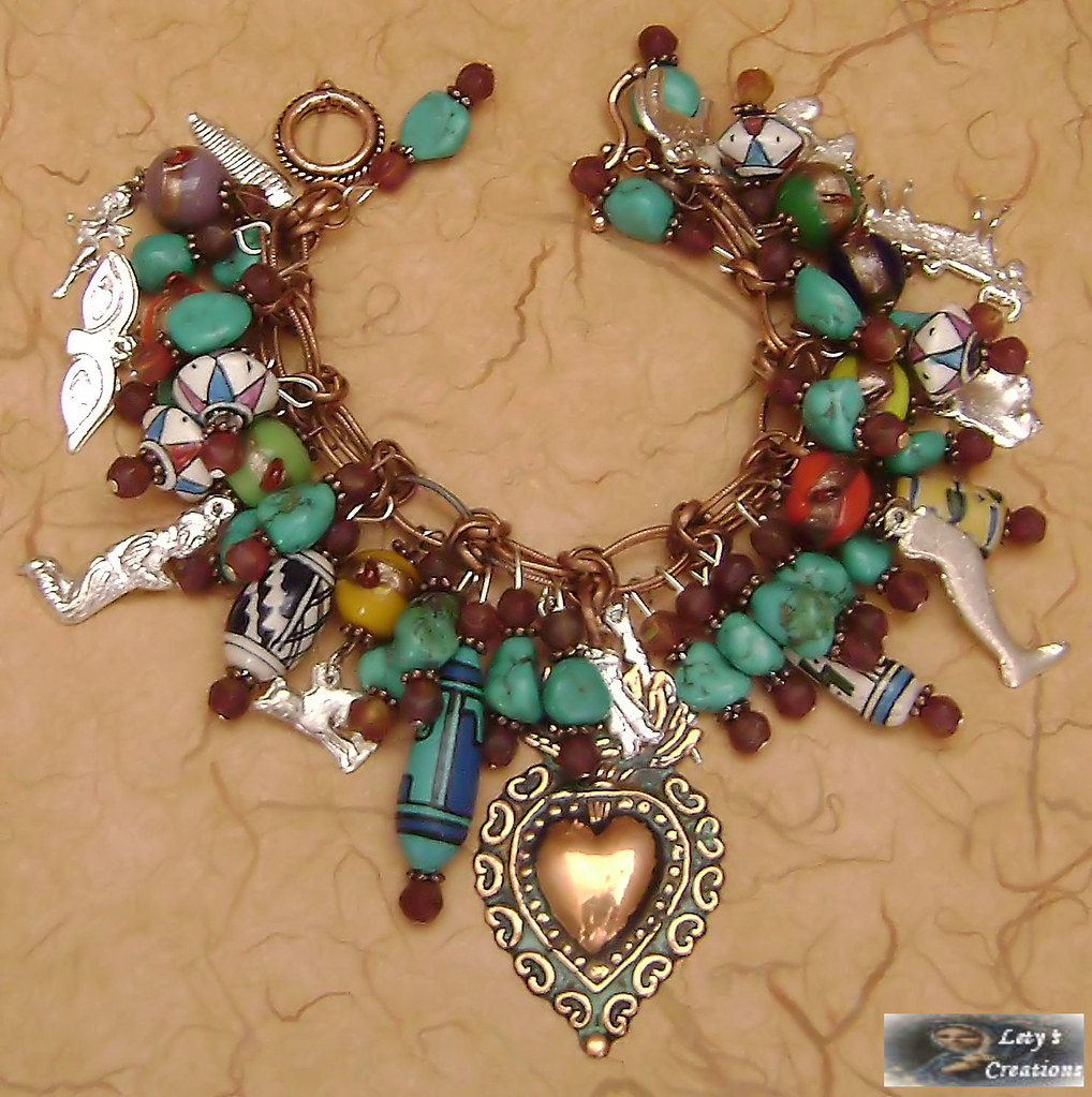 Milagros Charm Bracelet