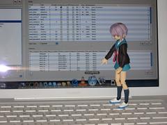 Nagato-san likes MySQL