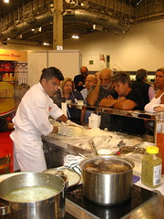 Gnocchi demonstration