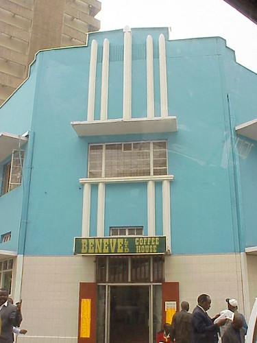 Beneve Coffee House, Nairobi