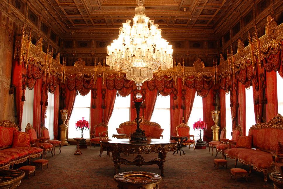 Istanbul-Dolmabahce Palace多爾瑪巴切(新皇宮)