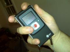 Flip camera 2008