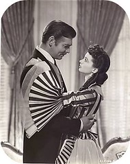 i have a similar gone with the wind photo in my bedroom, but i want a giant version... (lorryx3) Tags: white black scarlett tara stripes butler ohara rhett clarkgable gonewiththewind rhettbutler scarlettohara vivienleigh scarlettandrhett rhettandscarlett