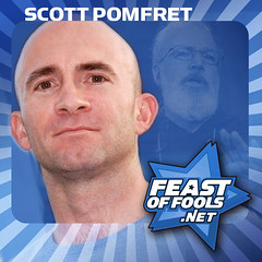 Scott Pomfret on the Feast of Fools podcast