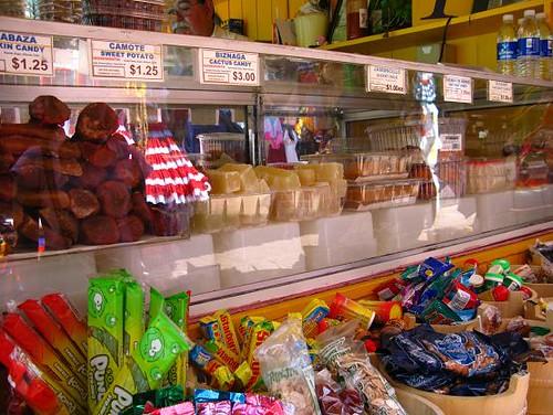 歐維拉街賣糖攤販.JPG