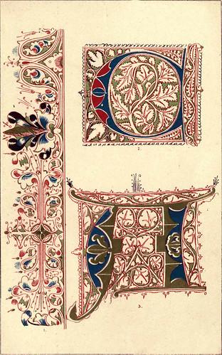 07- Siglo XIV- fragmentos de libros corales italianos excelente ejmplo de iluminacion de la epoca