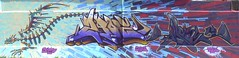 Andro Zade Dake (COLOR IMPOSIBLE CREW) Tags: graffiti 25 2008 dake viadelmar zade andro osw fros pantru