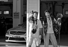 Pros (jenson7) Tags: car canon eos mercedes hungary photographers f1 safety pros formula1 hungaroring amg monopod 800mm safetycar forma1 slidr