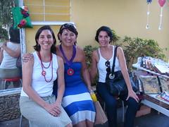 Minhas visitas especiais... (Ludi - Lucia Dias) Tags: feira bazar gardensale