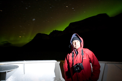 Sunand Prasad and Northern Lights