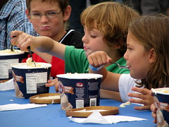100 Things to see at the fair #2: Purity Ice Cream eating contest
