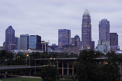 uptown Charlotte (by: jacreative/John, creative commons license)