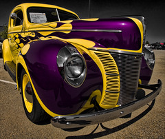 Early 40's Ford Hot Rod