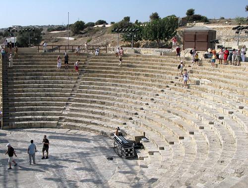 Kurion amphitheater