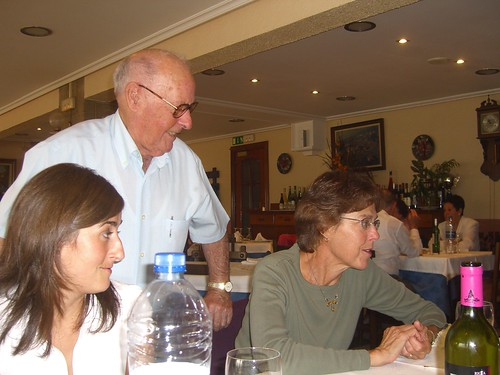 Belén, Abuelo, and Betsy