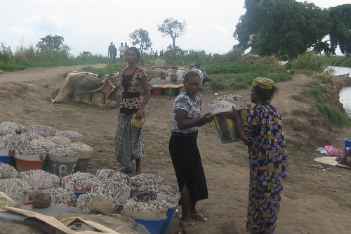 mabele (mineral for pregnant women)is mined locally