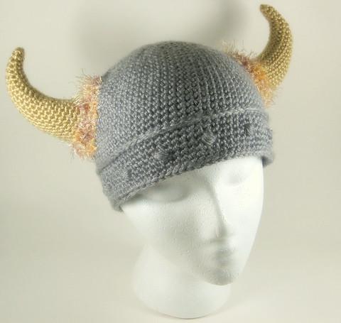 Ravelry barbarian viking beanie pattern by cynthia rae dt1010fo