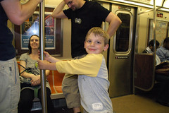 NYC Subway R-Train