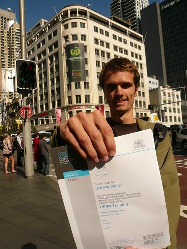 blog voyage australie sydney whv backpacker travel rsa dilpome seth
