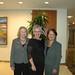 Linda Standley, Mary Lauby, Diane Patrick