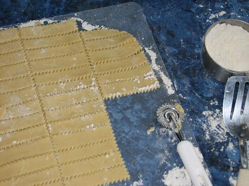 pastry wheel