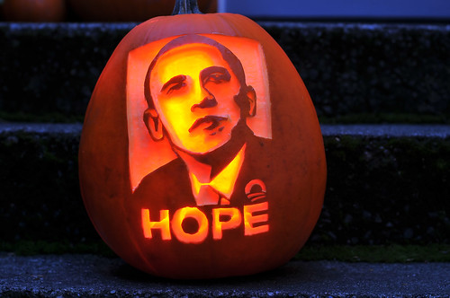 Barack O' Lantern by Aidenag.