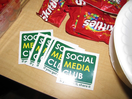 Social Media Club at CBS Interactive